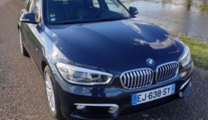BMW Série 1 118d URBAN CHIC BVA GPS