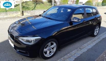 BMW Serie 118da Sport Line M
