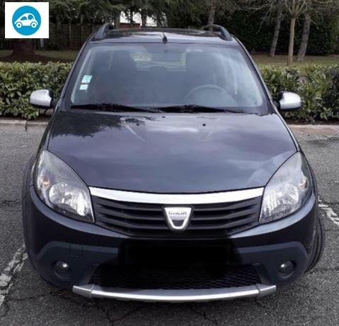 Dacia sandero 1.5 dci fap stepway