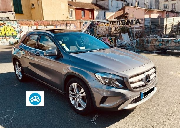 Mercedes Classe GLA 200 CDI Business Executive