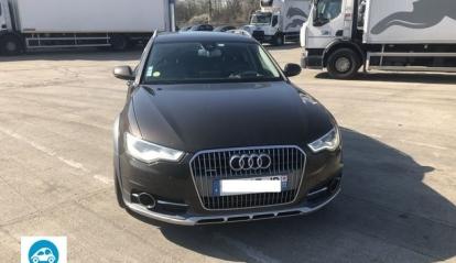 Audi a6 allroad 245 avus 3l tdi