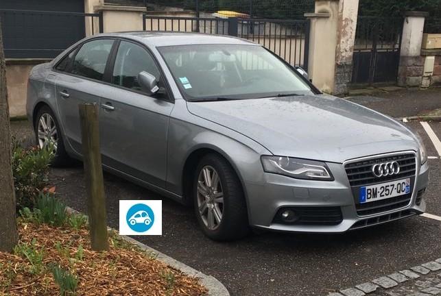 Audi A4 143 XV Ambiante