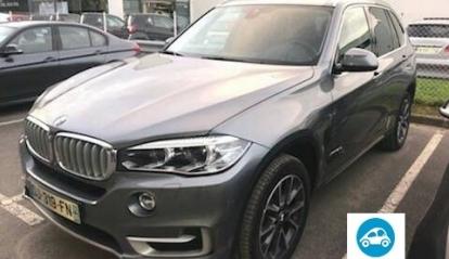 BMW X5 xDrive 25dA 218 Xline