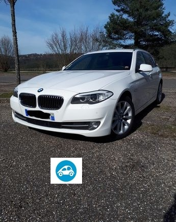 BMW serie5 520 D Touring