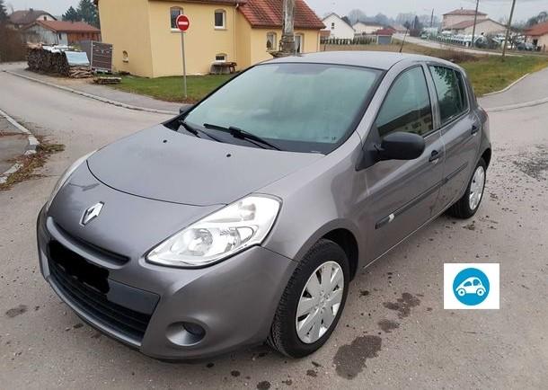 Renault CLIO lll authentique dci