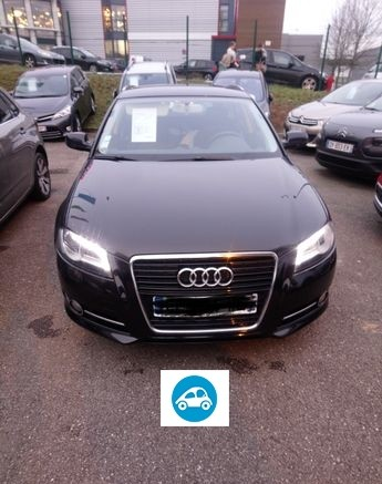 Audi a3 tdi sportback ambition