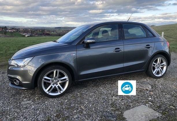 Audi A1 Sportback Sline