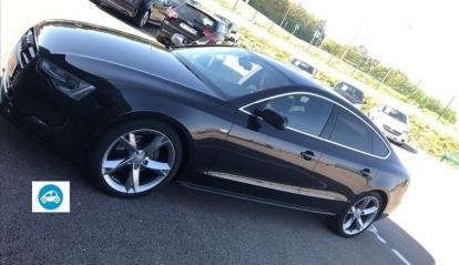 Audi a5 3.0 tdi quattro stronic
