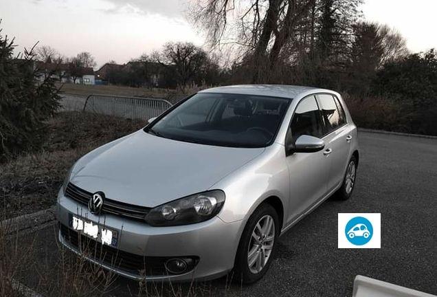 Volkswagen golf6