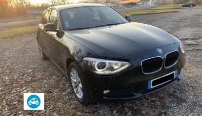 BMW Série 1 - 120D - Exécutive -