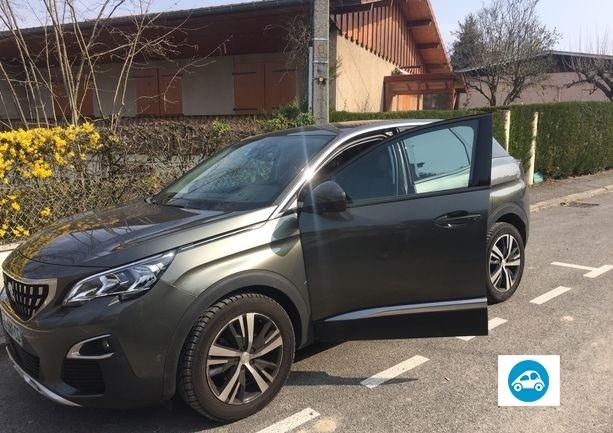 Peugeot 3008 Allure puretech