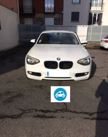 BMW série 1 xdrive executive