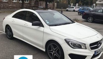 Mercedes cla 220 cdi 4Matic fascination Amg