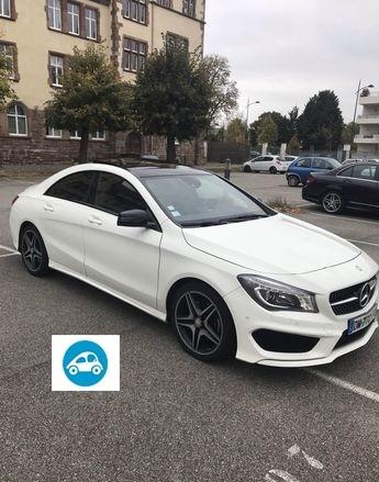Mercedes cla 220 cdi 4Matic fascination Amg