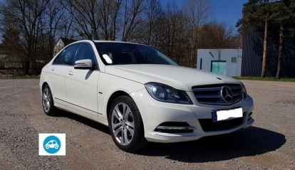 Mercedes c 220 cdi avantgarde blue efficiency