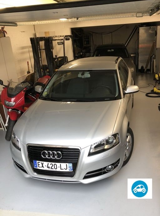 Audi a3 sportback 1,6l tdi s-tronic