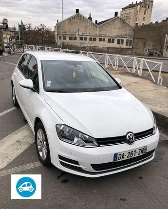 Volkswagen golf 7 1.2l