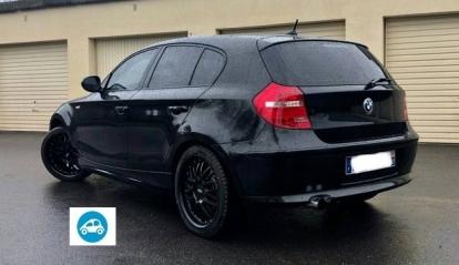 BMW 120D NOIR BRILLIANT