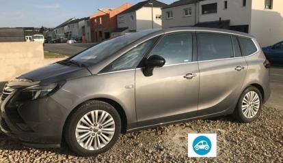 Zafira Opel
