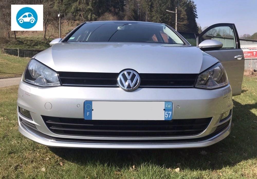 Volkswagen golf 7 2.0