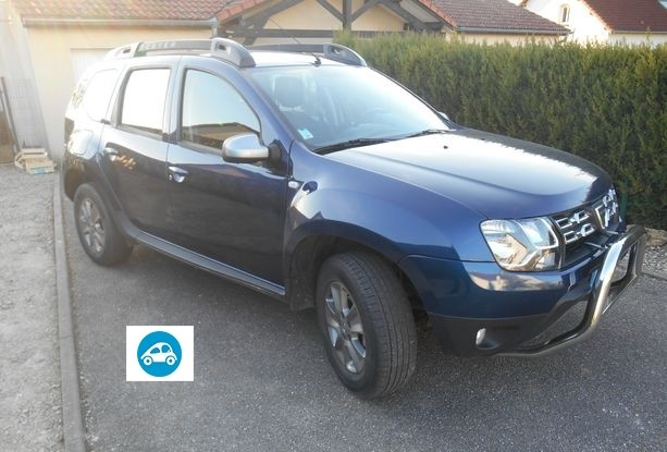 Dacia duster 4x4