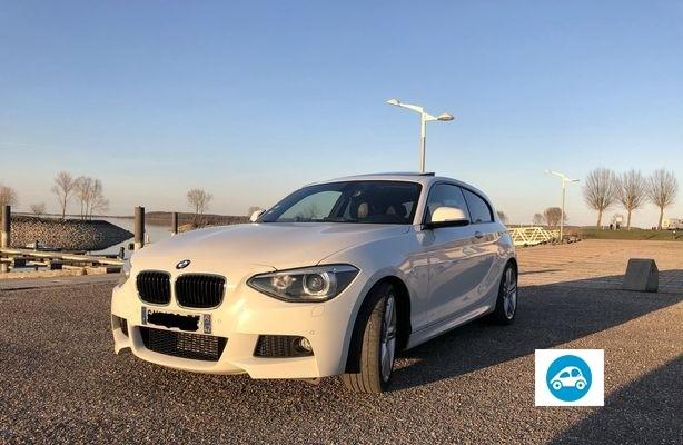 BMW SÉRIE 1 118D PACK M