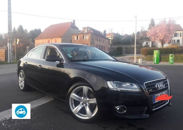 Audi a5 sportback ambition luxe