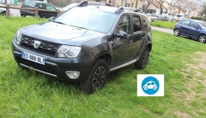 Dacia duster blacktouch