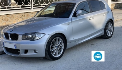 BMW SÉRIE 1 PACK M