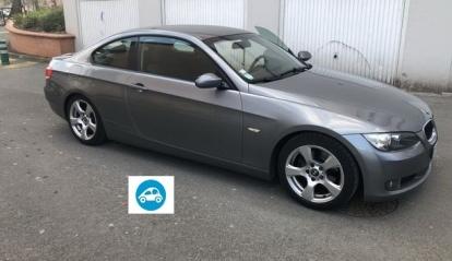 BMW 320d coupé e92