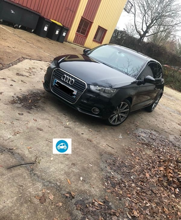 Audi a1 1,6 tdi 90 ambition luxe