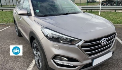 hyundai Tucson 2.0 crdi 136 executive