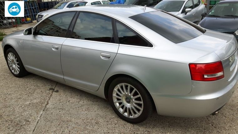 Audi a6 multi ambition luxe