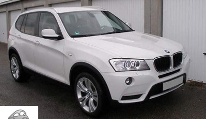 BMW X3 XDrive 2.0d Excellis