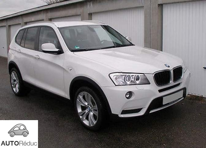 achat bmw x3 xdrive excellis d 39 occasion pas cher 32 500. Black Bedroom Furniture Sets. Home Design Ideas