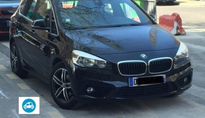 BMW série 2 active toureur sport 216d