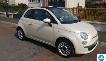 Fiat 500C 0.9 TWINAIR LOUNGE cabriolet