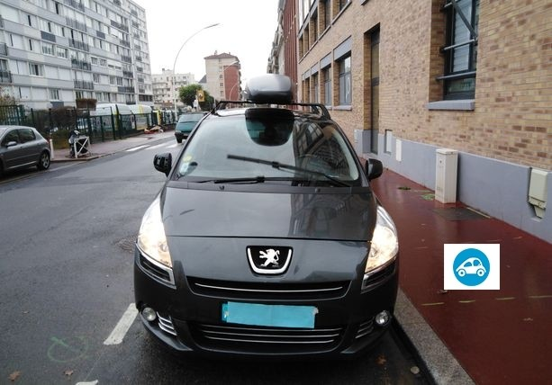 PEUGEOT 5008 Business Pack