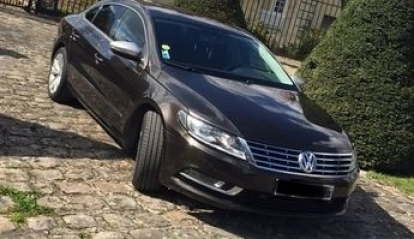 Volkswagen passate CC TDI 2 blumotion