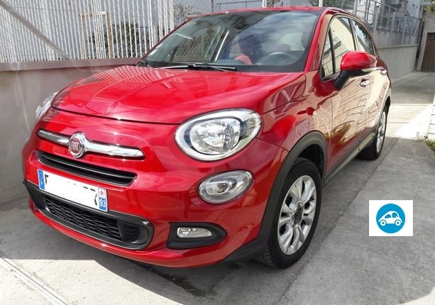 FIAT 500X 1.6L e-Torq Pack Business