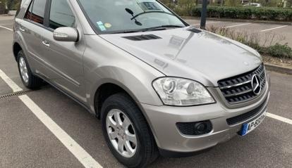 Mercedes ML 320 Luxury
