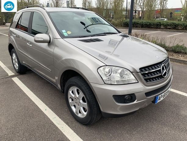 Mercedes ML 320 Luxury