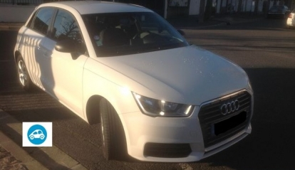 Audi a1 1.4 tfsi 125 s tronic business line 2015