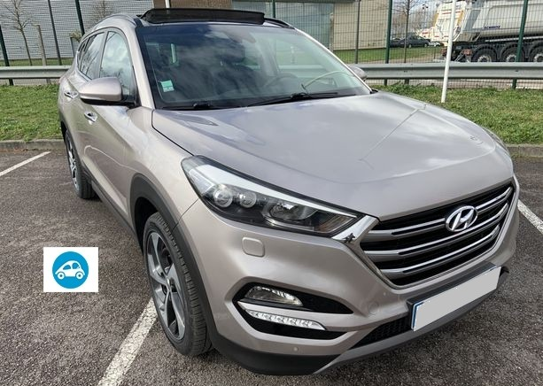 hyundai Tucson 2.0 CRDI PACK EXECUTIVE