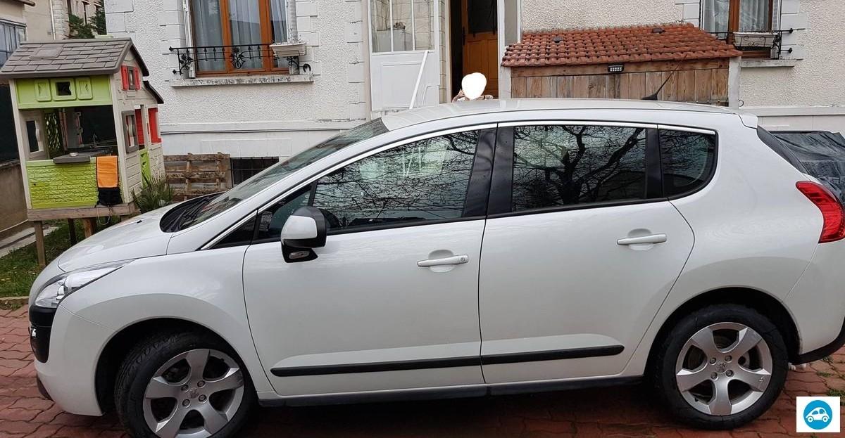Peugeot 3008 1.6 THP active