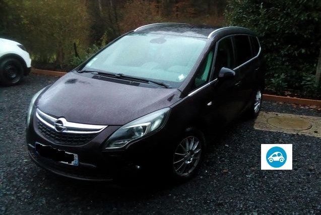Opel Zafira Tourer 1.6 CDTI ecoFLEX Cosmo