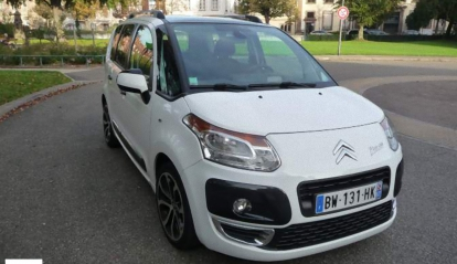 CITROËN C3 PICASSO HDI 110 FAP Exclu Black Pack