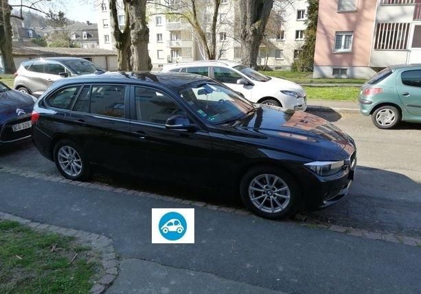 BMW 316d touring Executive F31