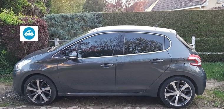 Peugeot 208 vti feline