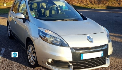 Renault scenic 3 business 110 cv gps 2012